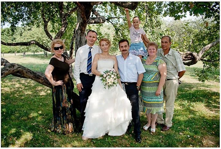 Свадьба от начала до конца
