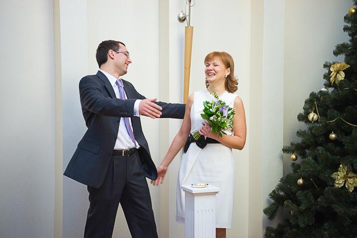 свадебная история в фотографиях