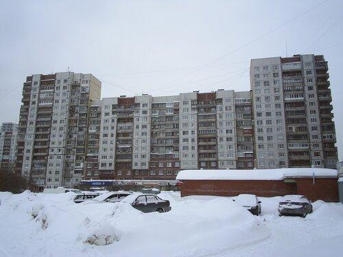 Бухарестская ул. 116