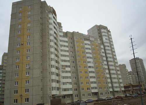 Малая Бухарестская ул. 10к2