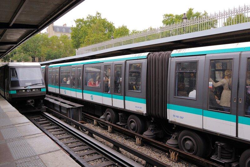 Ещё более новый поезд