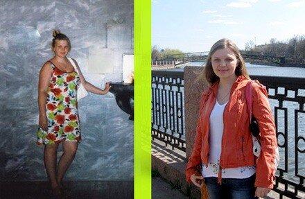 Как Альбина смогла похудеть на 15 килограмм?
