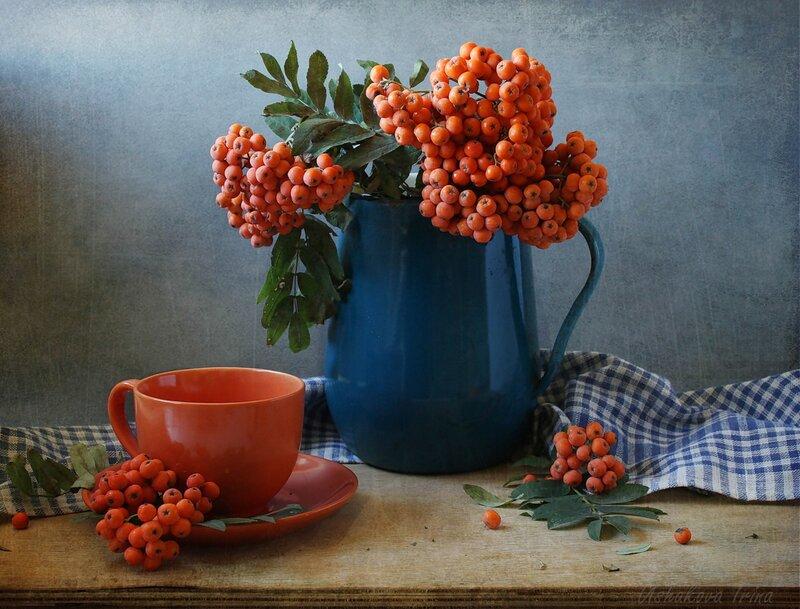 Осенние фотонатюрморты: subscribe.ru/group/tsvetyi/990309