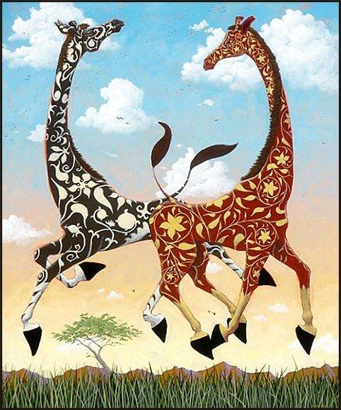 Иллюстрации от Timothy Chapman
