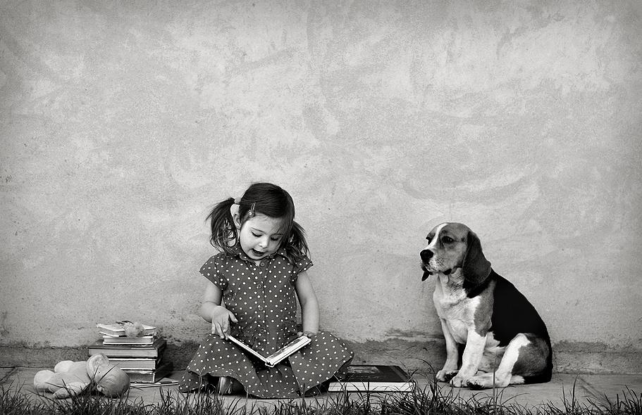 Повседневность в коричнево-черных тонах от польского фотографа Монику (Monique).