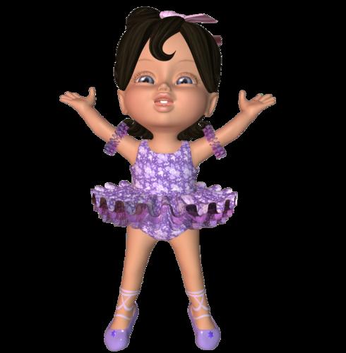 Kit-балерина
