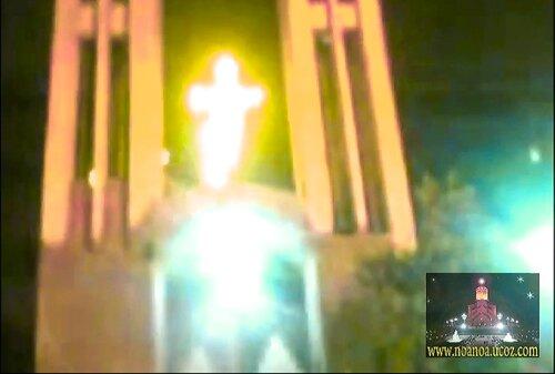 ქართული დელეგაცია ქაიროში ღვთისმშობლის გამოცხადებ