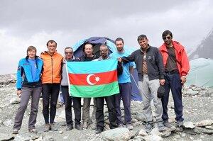 фото предоставлено азербайджанской командой