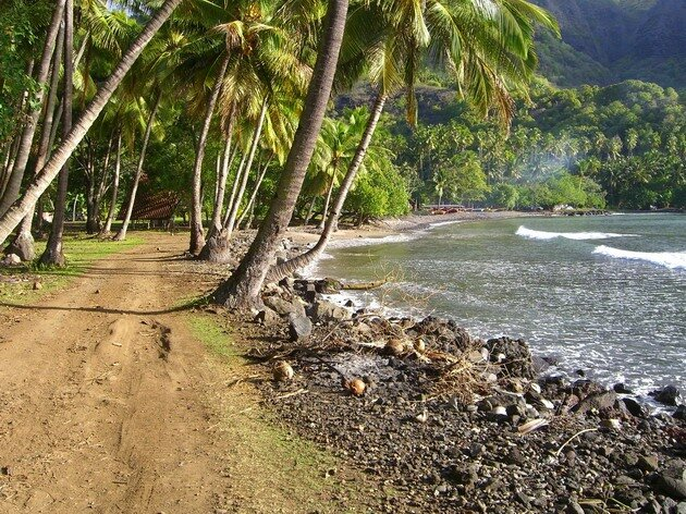 Маркизские острова
