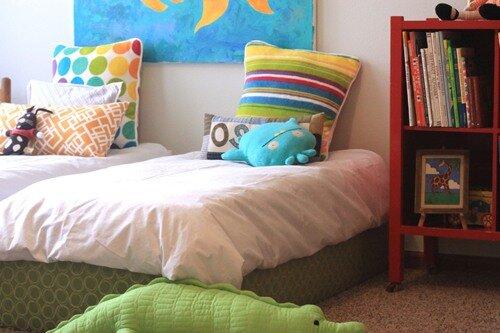можно ли ребенку самому декорировать свою комнату?