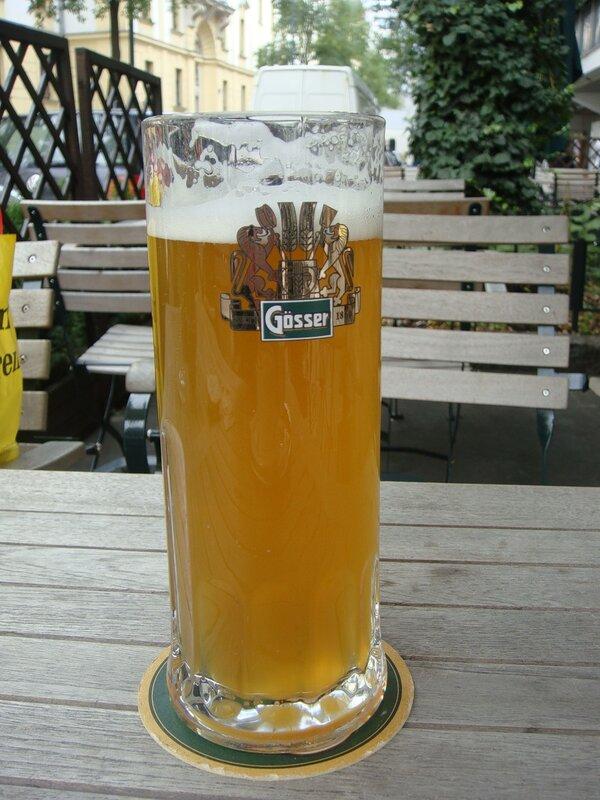 и вкуснющего австрийского пива