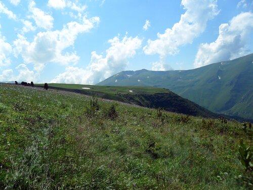 Прогулка по Лагонакскому нагорью.