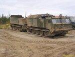 Вездеход Витязь ДТ-10 на гусеничном ходу