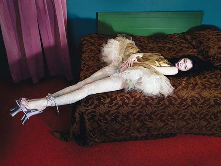 Pin-up by Mert Alas and Marcus Piggott