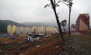 Замороженное строительство спорткомплекса в Снеговой пади во Владивостоке реанимируют - понадобится 1,4 млрд рублей