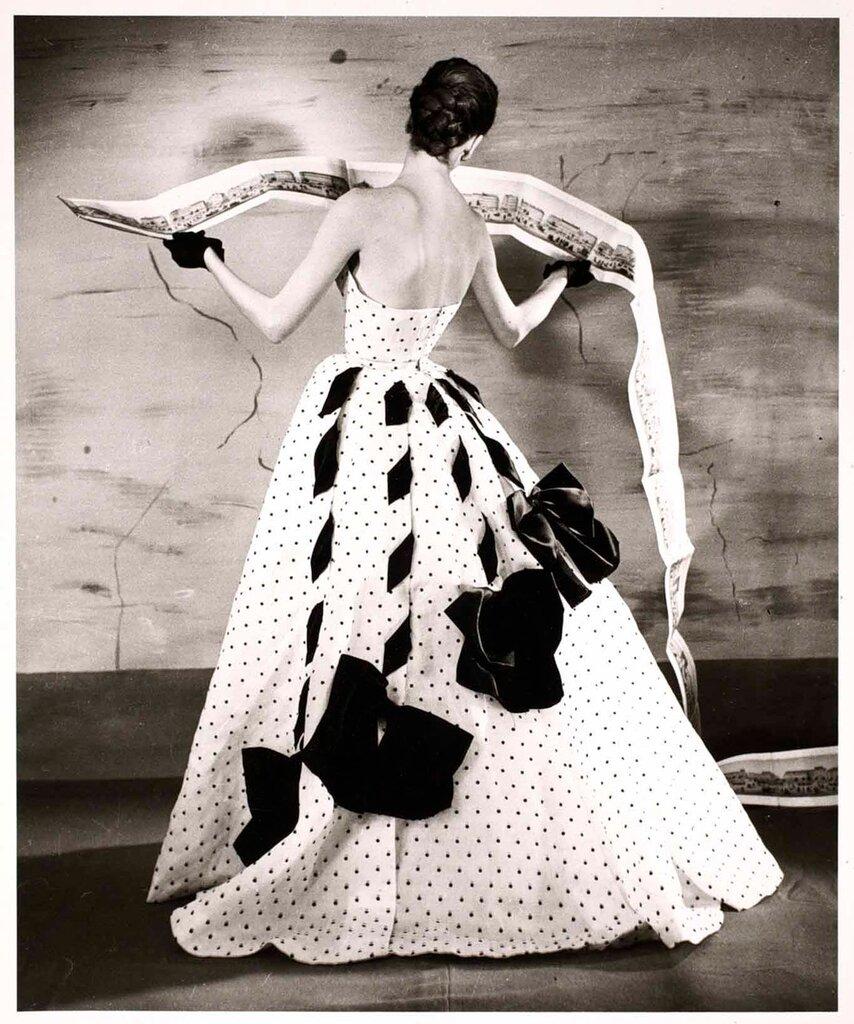 Винтажный гламур.Fashion Louise Dahl-Wolfe