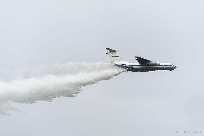 Ильюшин Ил-76МД (RF-76740) ВКС России 055_D702135