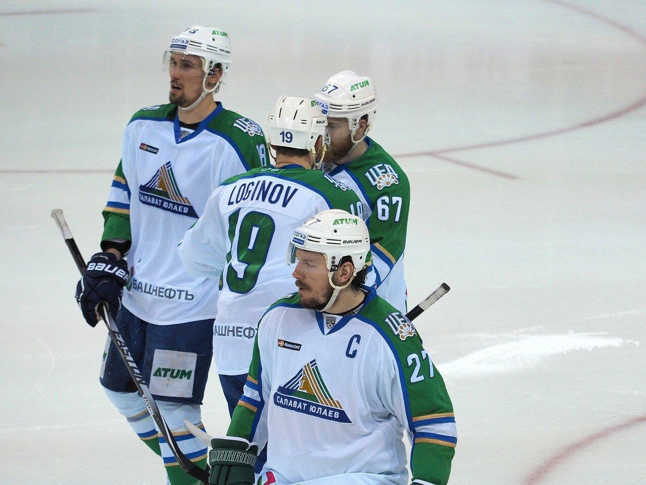 82Плей-офф 2016 Восток Финал Металлург - Салават Юлаев 31.03.2016