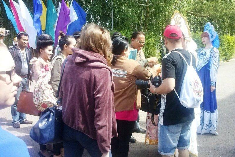 Красноярский азиатско-тихоокеанский фестиваль 2014