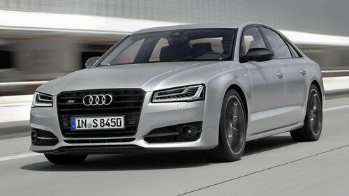 Audi S8 plus тюнинговали мотором с рекордной мощностью