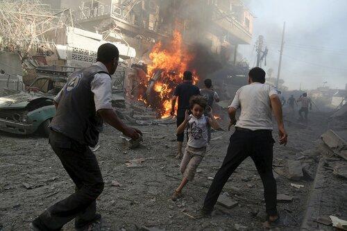 Теракты в Сирии: число погибших превысило 100 человек
