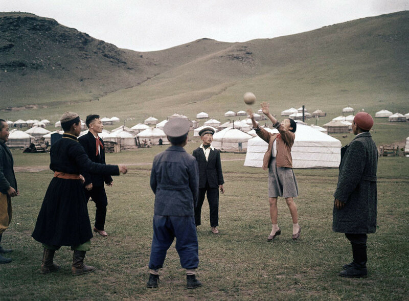 Монголия, март 1962 Фото Igor Oganesoff.jpg