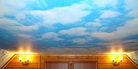натяжные потолки в Твери