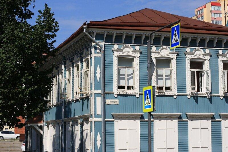 ул. Коммунистическая, Буянова и старый город 226.JPG