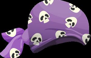 пиратская косынка
