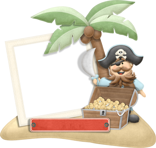 пиратская рамка