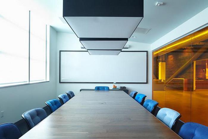 Будущее – сегодня. Офис сервиса DropBox в Сан Франциско, США