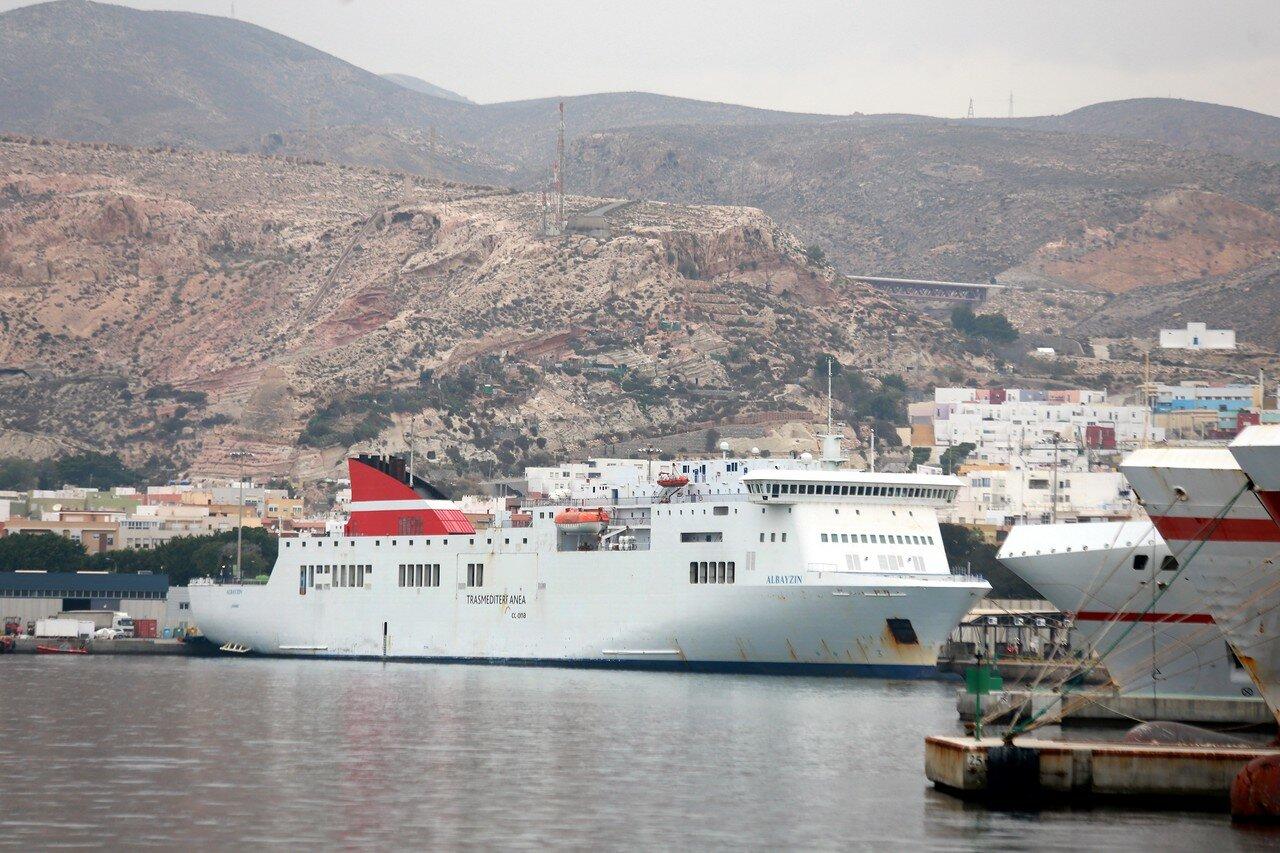 Морской порт Альмерия