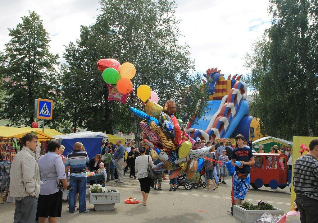 Невьянск. День города - 2012