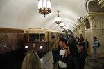 Парад поездов на 81-летие МосМетро