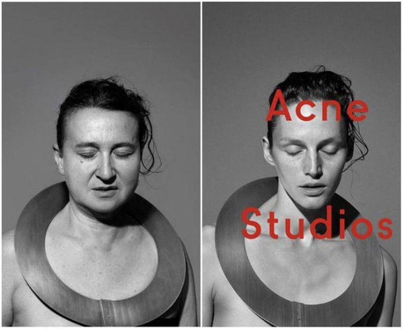 8. При всей своей иронии, к работе Натали Крокет подходит фундаментально: на снимках воссозданы мель