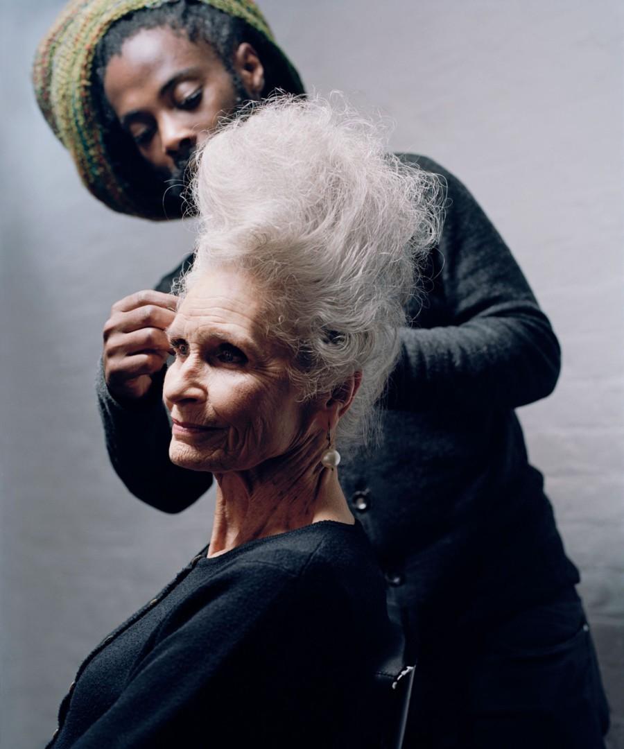 9. Дафна Селф В свои 85 лет Дафна Селф не только продолжает свою модельную карьеру, но и выступает п