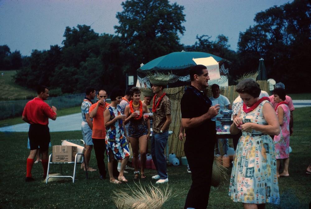 Платтсбург, штат Нью-Йорк, 1961 год.