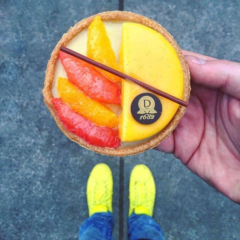 Парижские сладости в фотографиях графического дизайнера и кондитера Таля Шпигеля