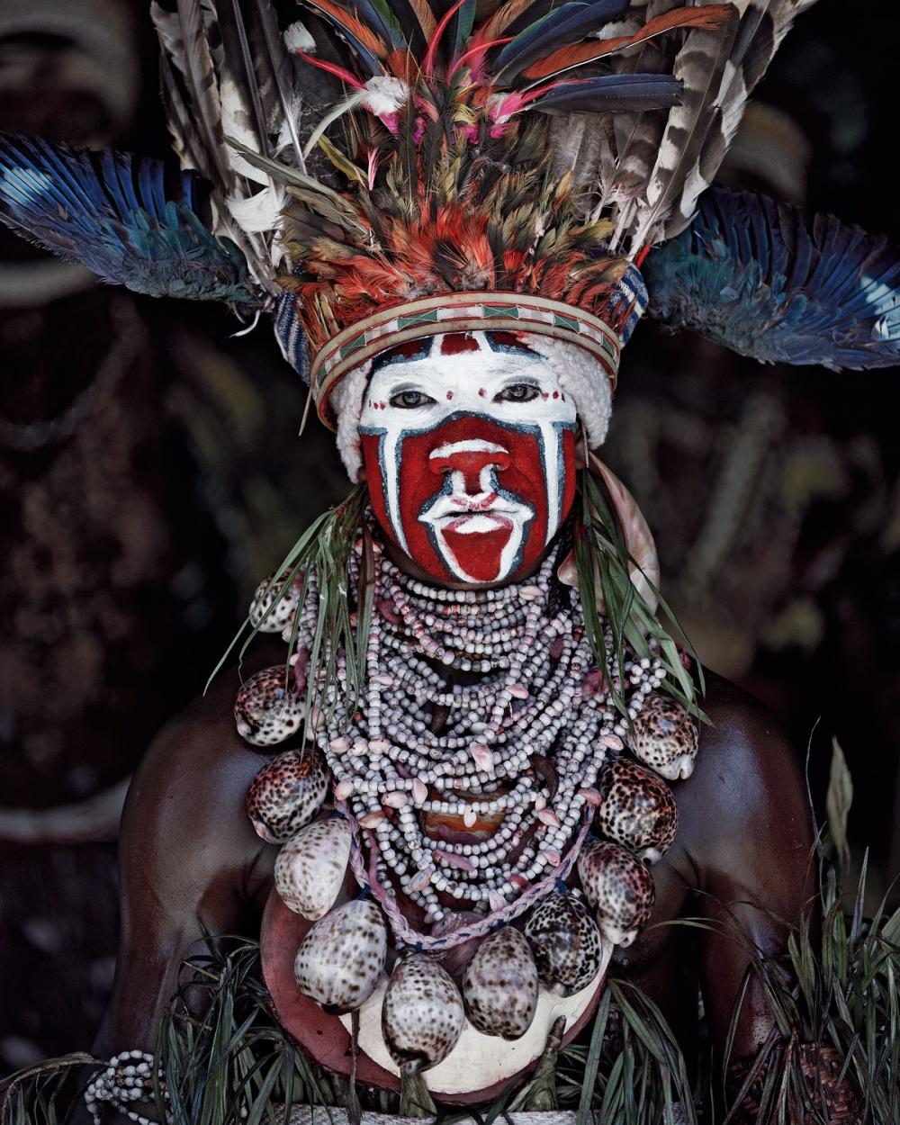 ВГороке знают толк ившоу-бизнесе: ежегодно здесь проходит Горока-шоу, когда более 100 племен реги