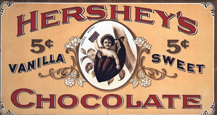 Культовый американский производитель шоколада появился в 1886 году, когда Милтон Херши основал