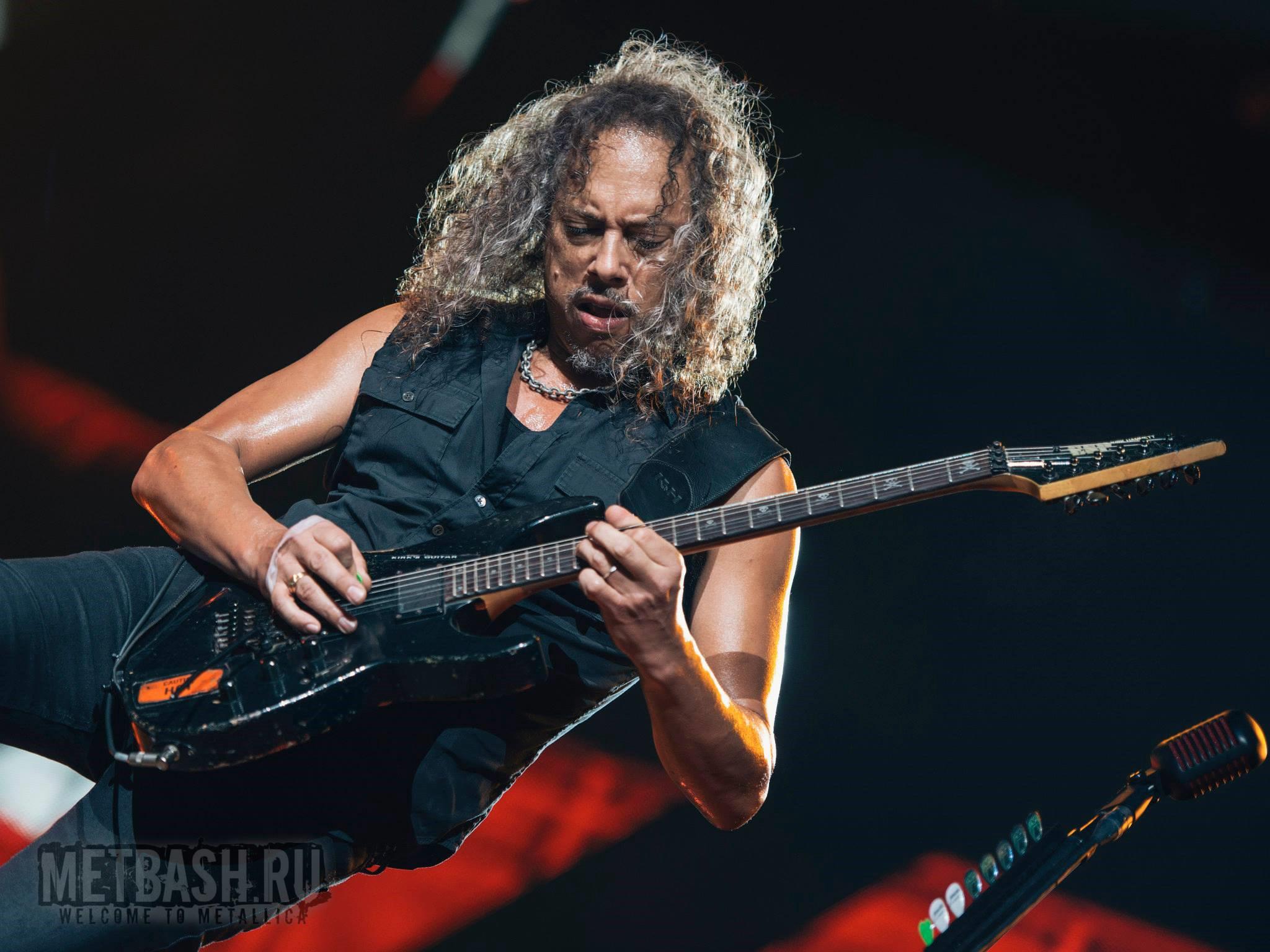 В апреле 2015 года Кирк Хэмметт, соло-гитарист группы Metallica, признался, что работа над новым аль