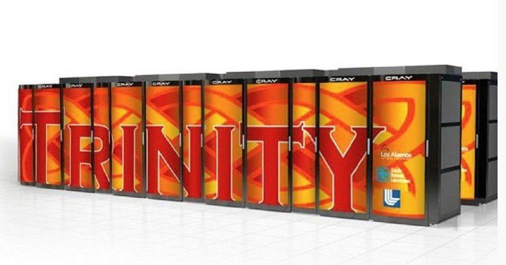 4. Trinity (США) — 174 млн долларов Можно было бы ожидать, что подобный суперкомпьютер (учитывая то,