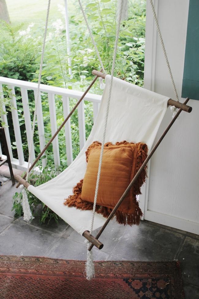 © themerrythought.com  Отличный вариант, который подойдет идля дачи, идля обычной квартиры.
