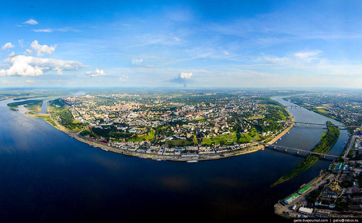 1. Нижний Новгород был основан в 1221 году великим князем Юрием Всеволодовичем – внуком основателя М