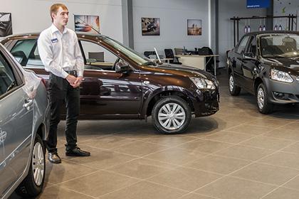Русский автомобильный рынок вошел вшестерку европейских стран
