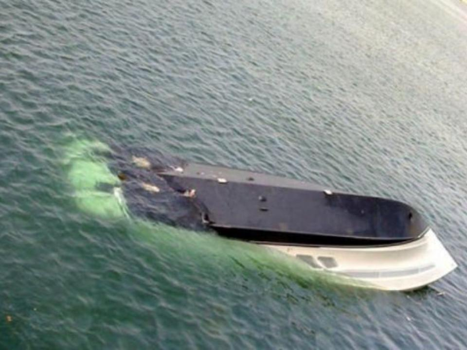 Следствие ищет экипаж яхты, потерпевшей крушение вПриморье