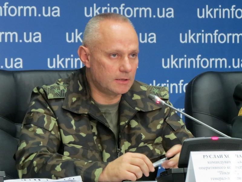 Украинские силовики готовы обеспечить тишину с1сентября