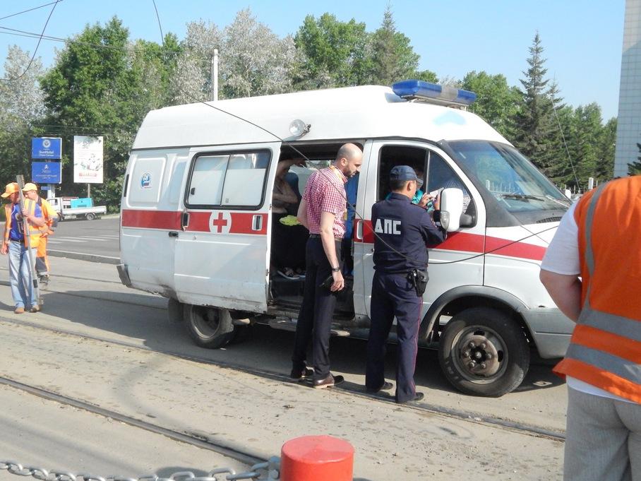ВБратске впроцессе Дня здоровья нашкольника упали футбольные ворота