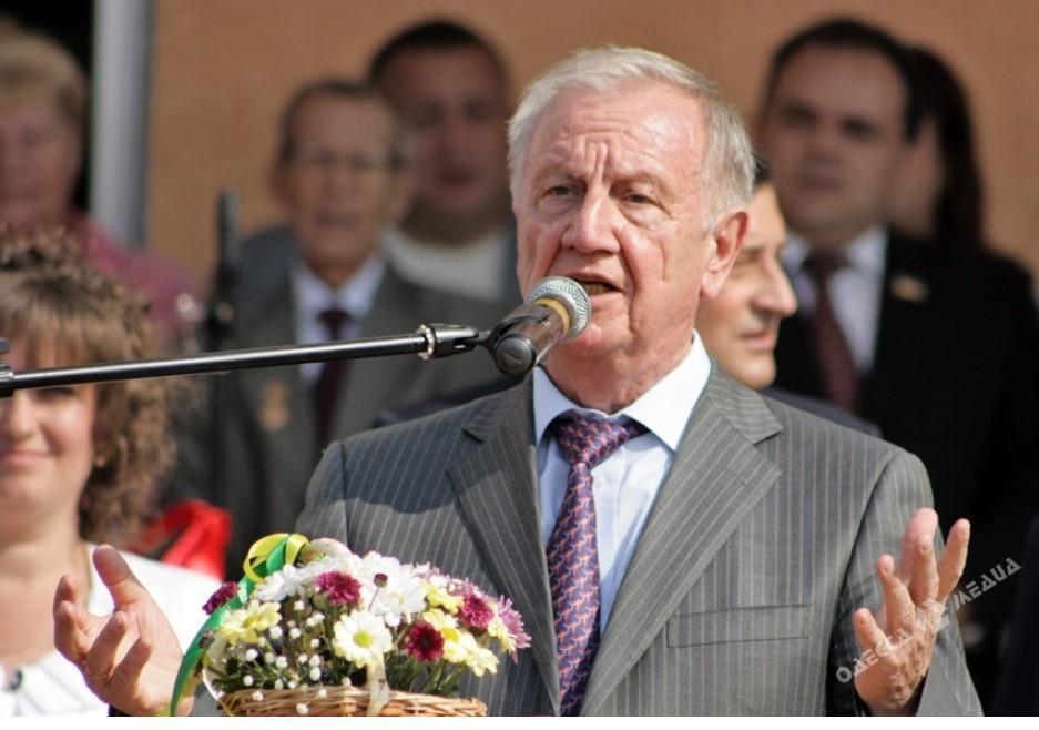 Мэр Черноморска: яуже давно неворую