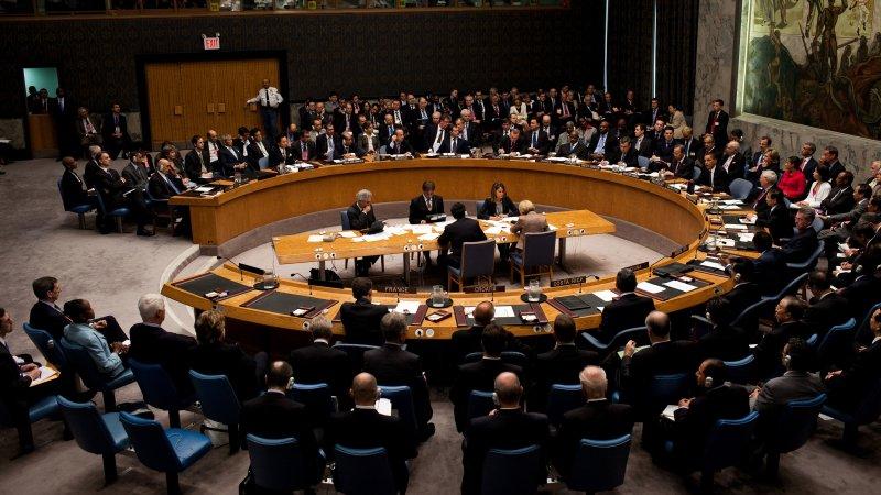 РФ наложила вето нарезолюциюСБ ООН поСирии